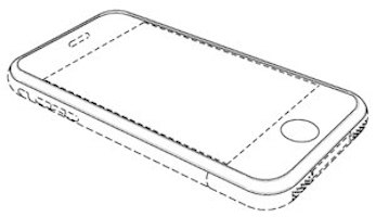 Figure 1 of Apple's Design Patent D593,087