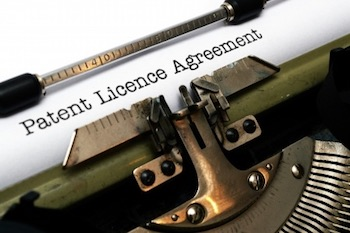 patent-license-agreement