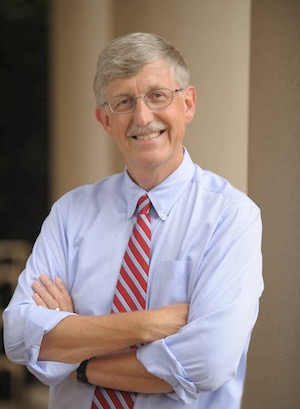 Dr. Francis Collins, Director of NIH