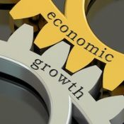 Economic growth gears