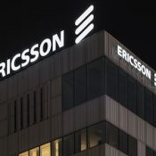 Ericsson office in Kista, Sweden. Courtesy Ericsson press photo library.
