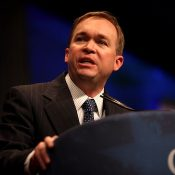 Mick Mulvaney. Photo by Gage Skidmore. CC BY-SA 3.0.