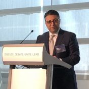 Assistant Attorney General Makan Delrahim, speaking at LeadershIP 2018, discussing standard developing organizations (SDOs) and antitrust enforcement policy.